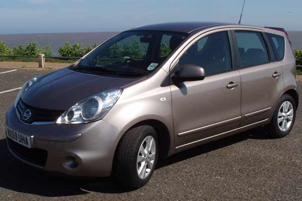 2009 (59) Nissan Note 1.4 Acenta