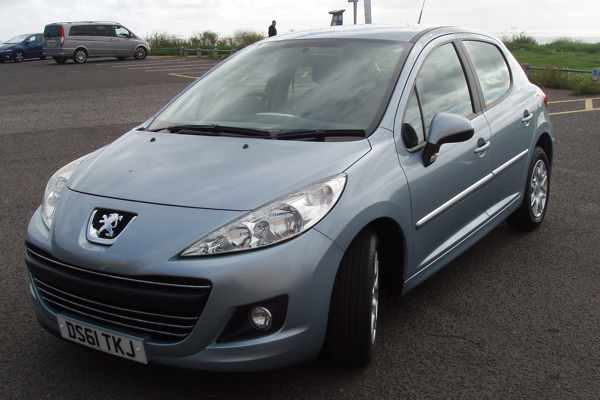 Peugeot 207 1.4 Active 5 Door Hatchback (61)